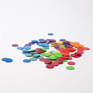 GRIMM´S Konfettitaler Regenbogen