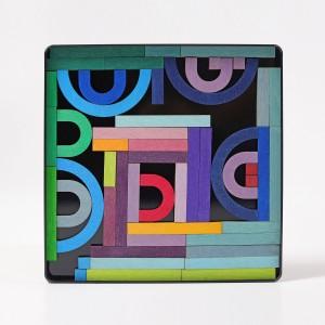 GRIMM´S Magnetspiel Alphabet