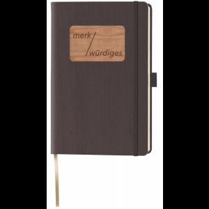 Holzpost® Notizbuch DIN A5 merkwürdiges
