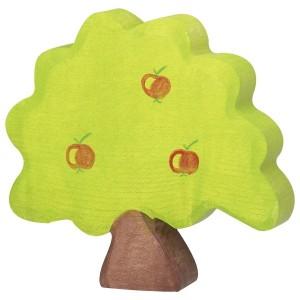 HOLZTIGER Kleiner Apfelbaum - Holzspielzeug Profi