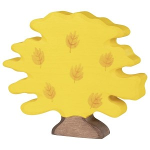 HOLZTIGER Kleiner Ahorn gelb