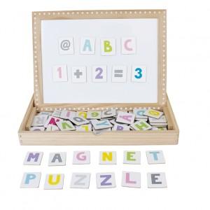 JaBaDaBaDo Magnetspiel ABC & Zahlen