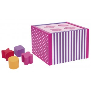JaBaDaBaDo Sortierbox pink