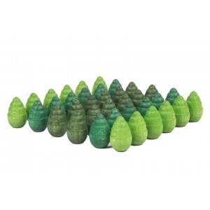 Grapat Mandala Bäume - Holzspielzeug Profi