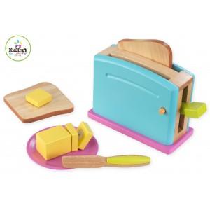 KidKraft Buntes Toaster Set