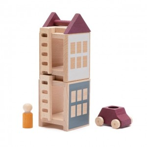 Lubulona Lubu Town Autumnvale Mini - Holzspielzeug Profi