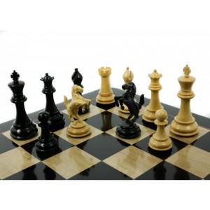 Meester Luxus Schachspiel