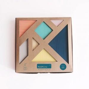 Me&Mine Tangram pastell - Holzspielzeug Profi
