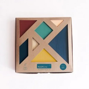Me&Mine Tangram Special Edition  - Holzspielzeug Profi