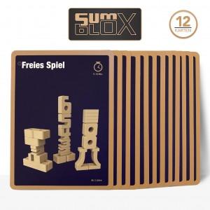 SumBlox Lernspielkarten (12er Set)
