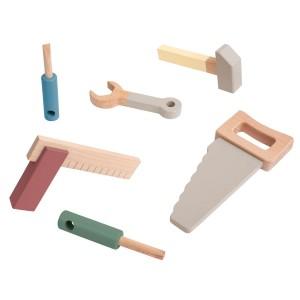 sebra Werkzeug-Set warmes grau