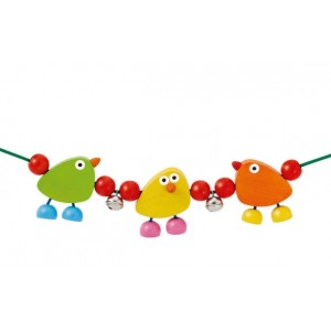 Selecta Kinderwagenkette Piepolini