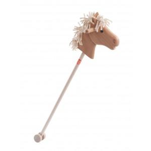 Helga Kreft Steckenpferd Haflinger
