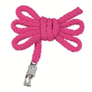 Führstrick Susi für Gartenpferd pink