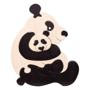 Tedefamily Puzzle Panda