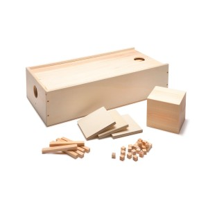 Trígonos Base 10 mini - Holzspielzeug Profi
