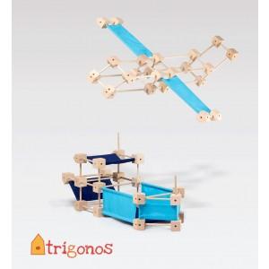Mini Trigonos - M Baukastenspiel