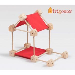 Mini Trigonos - S Baukastenspiel
