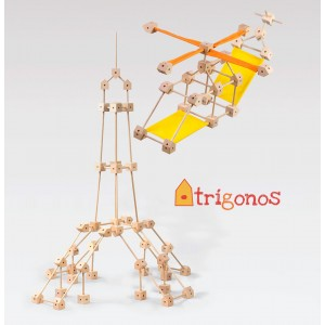 Mini Trigonos - L Baukastenspiel
