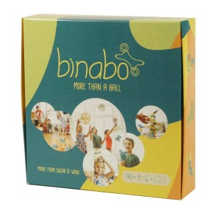 TicToys Binabo (240 Chips) bunt