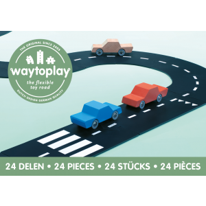 waytoplay Autobahn (24 Teile)