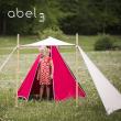 ABEL tent 3 - Holzspielzeug Profi