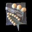 ABEL tent Heringe Set 3 - Holzspielzeug Profi
