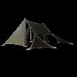 ABEL tent 3 in grün - Holzspielzeug Profi