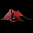 ABEL tent 3 in rot - Holzspielzeug Profi