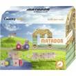 MATADOR Country Maker (37 Teile) - Holzspielzeug Profi