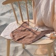 Baby Bello Musselin Lätzchen 2er Set Desert Rose - Holzspielzeug Profi
