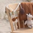 Baby Bello Kinderwagenkette Betty the Bee - Holzspielzeug Profi
