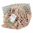 Beck Trioko Dreieck-Puzzle natur: verpackt im Baumwollnetz - Holzspielzeug Profi