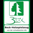 Beck Holzspielzeug beim Holzspielzeug Profi