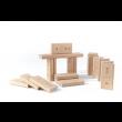 JARDesign DiDi Toys Mathematische Dominosteine Addition & Subtraktion bis 10 - natur - Holzspielzeug Profi