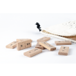 JARDesign DiDi Toys Mathematische Dominosteine Addition & Subtraktion bis 20 - schwarz