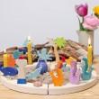 GRIMM´S Stecker Meerjungfrauen - Holzspielzeug Profi