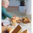 GRIMM´S Riesenbauklötze natur: hier wird gebaut - Holzspielzeug Profi