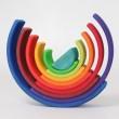 GRIMM´S Regenbogen Zahlenland - Holzspielzeug Profi