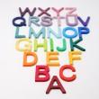 GRIMM´S Alphabet Schulschrift - Holzspielzeug Profi