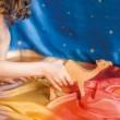 Sarah´s Silks Verzauberte Spielseide Wüste - Holzspielzeug Profi