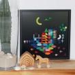 GRIMM´S Großes Blackboard: dekoriert - Holzspielzeug Profi