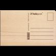 Holzpost Postkarte Rückseite - Holzspielzeug Profi