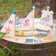 Wasserspielzeuge von small foot - Holzspielzeug Profi
