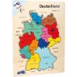 Puzzle Deutschland - Holzspielzeug Profi