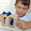 Lubulona Lubu Town Winterburg Mini: im Einsatz - Holzspielzeug Profi