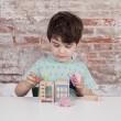 Lubulona Lubu Town Spring City Mini - Holzspielzeug Profi