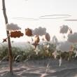 Baby Bello Filz-Mobile Fantasy Clouds Wolken Mobiles - Holzspielzeug Profi