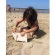 Speelbelovend Sandkämme (5er Set) - Holzspielzeug Profi