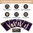 SumBlox Lernspielkarten: fördert - Holzspielzeug Profi